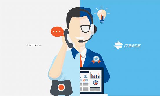 iTrade i答助手推人性化一站式服务,助力财富管理顾问释放精力打造个人品牌