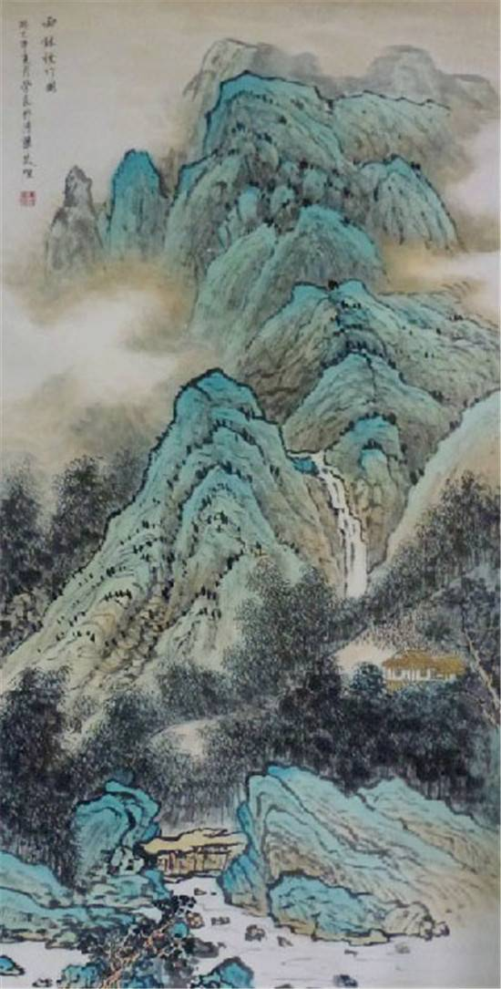 吴学良:笔墨通心 中国山水画奥秘的探索