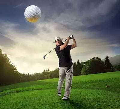 媒介管家软文:50则高尔夫广告语宣传语,让你爱上高尔夫球